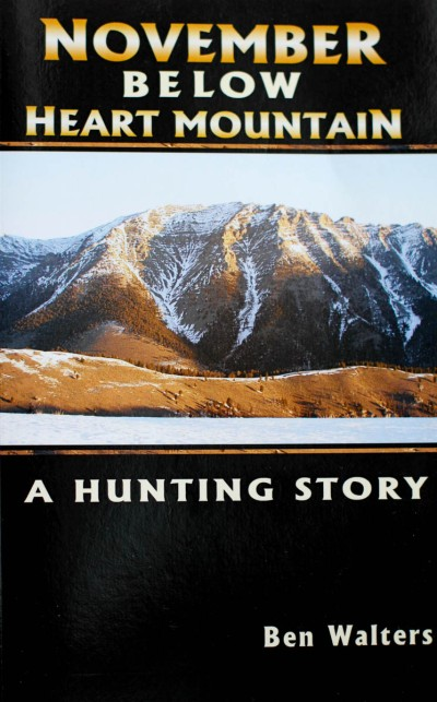 November Below Heart Mountain by Ben Walters